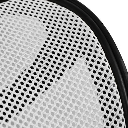 Scranton & Co Mesh Task Office Chair in White - image 5 of 9