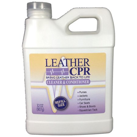 Ambiance Cosmetics Inc.-Leather Cpr Cleaner And Conditioner Refill 32