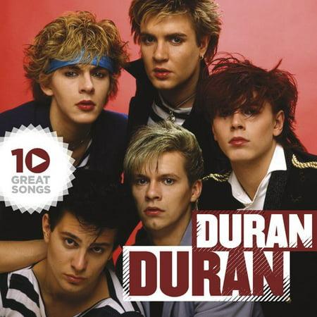 Duran Duran - 10 Great Songs (CD) - image 1 of 1