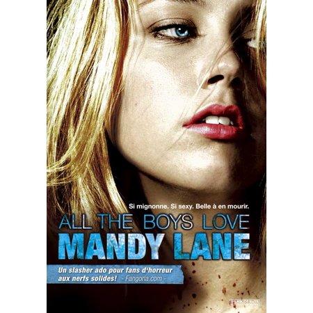 All the Boys Love Mandy Lane (2006) 11x17 Movie Poster (Cast Of All The Boys Love Mandy Lane)
