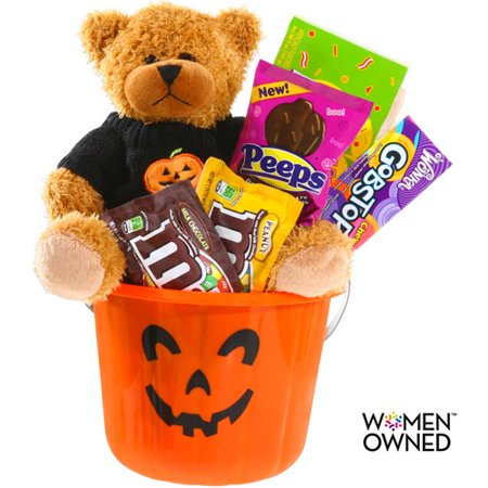 Image of Alder Creek Beary Happy Halloween Gift Basket