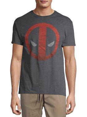 Marvel Deadpool Men's and Big Men's Graphic T-shirt