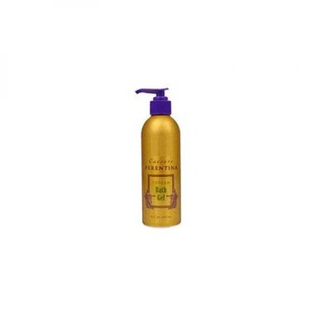 caesars ferentina by caesar's world for women. tuscan bath gel 8.0 (Caesars World Cream Body Body Wash)