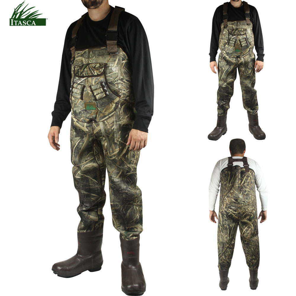 Itasca Marsh King 5 mm 1600g Waders (13)- RTMX-5 by