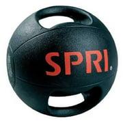 Spri Dual Grip Xerball Medicine Ball 14 LB