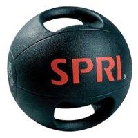 Spri Dual Grip Xerball Medicine Ball 6 LB