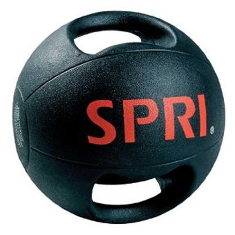 Spri Dual Grip Xerball Medicine Ball 20 LB
