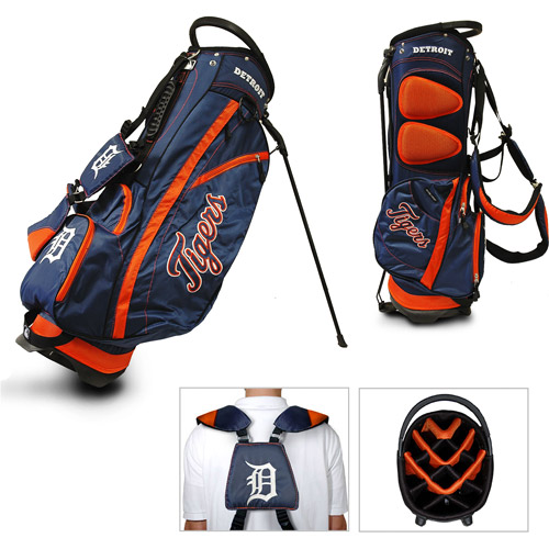 Team Golf MLB Detroit Tigers Fairway Golf Stand Bag