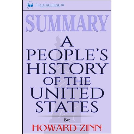 Summary of A People's History of the United States by Howard Zinn - eBook](History Halloween Summary)