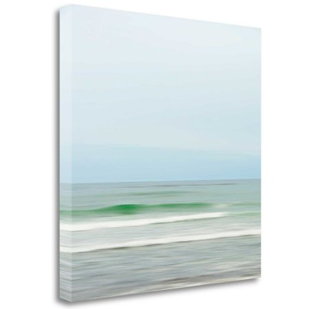 Tangletown Fine Art Seacoast 92 Graphic Art Print On Wrapped Canvas