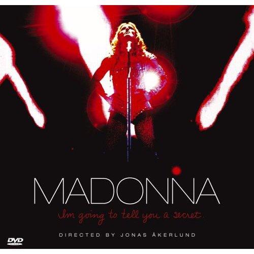 MADONNA - I'M GONNA TELL YOU A SECRET