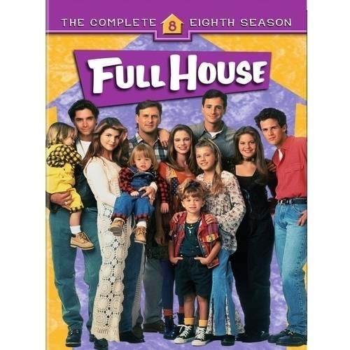 Full House: The Complete Eighth Season (Full Frame)