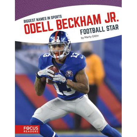 new products d35a3 a7182 Odell Beckham Jr. : Football Star