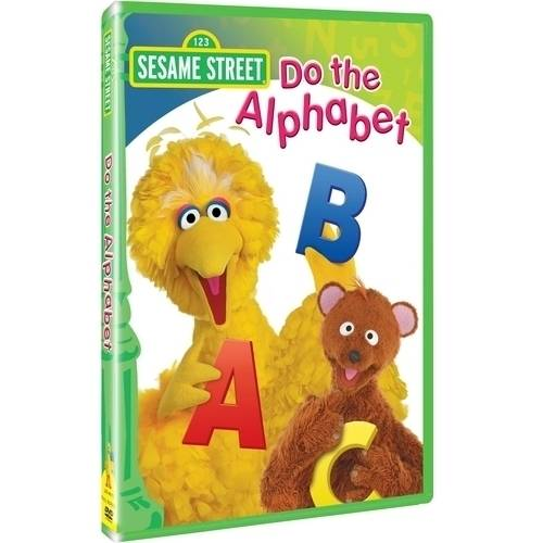 Sesame Street: Do The Alphabet (Full Frame)