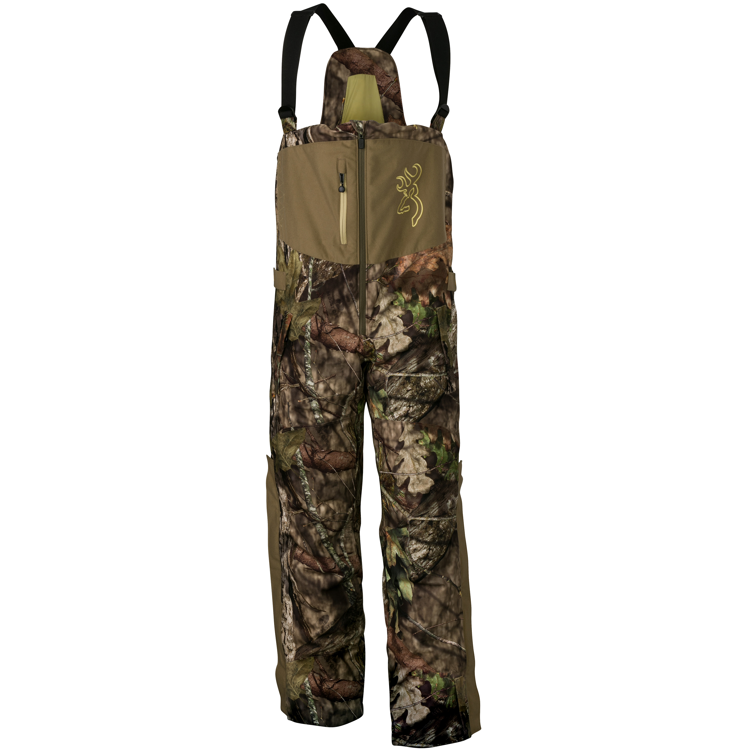 Browning Women's Hell's Canyon BTU Bib Mossy Oak Break-Up Country, Large by Browning
