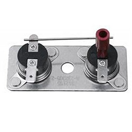 Water Heater Switch - RV Trailer Suburban 120V T-Stat/Limit Water Heater Thermostat Switch