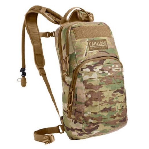 CamelBak M.U.L.E. 62605 100oz 3L Hydration Backpack w Mil Spec Antidote MultiCam by Supplier Generic