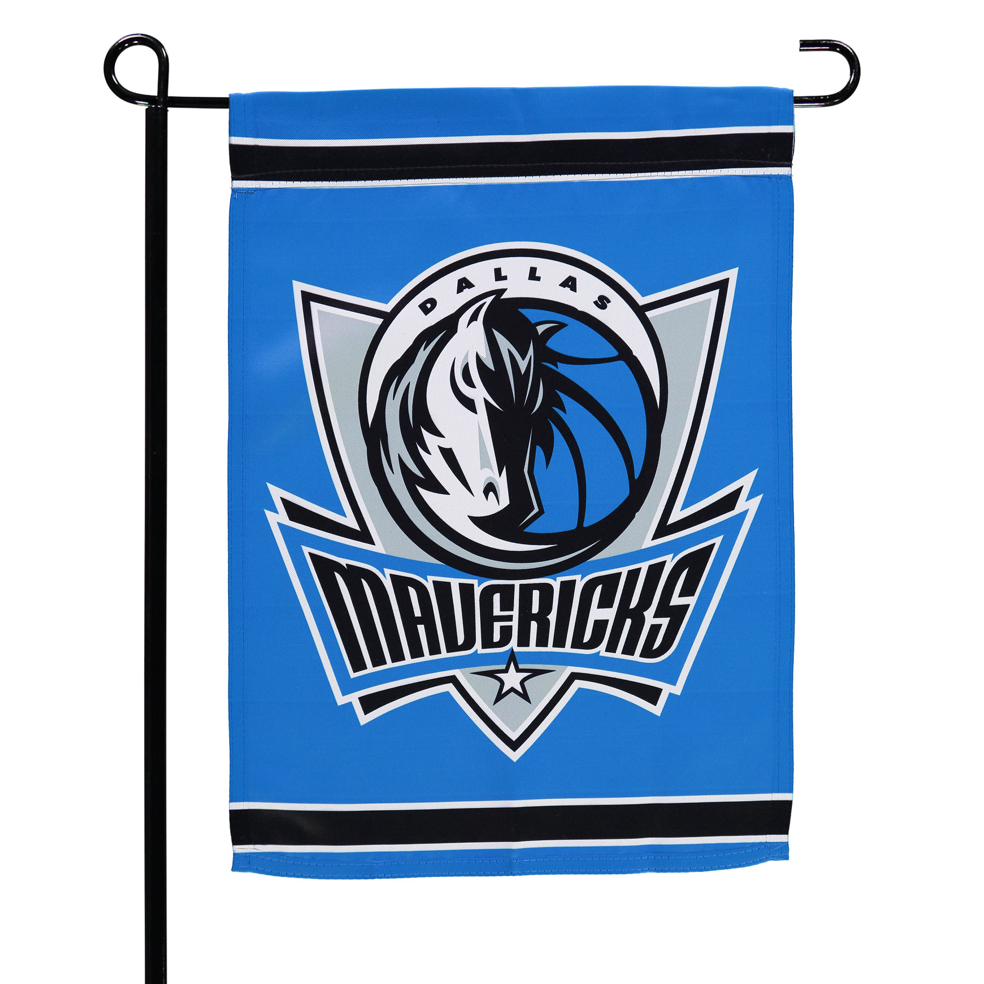 "Dallas Mavericks WinCraft 12"" x 18"" Double-Sided Garden Flag - No Size"