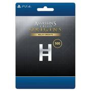 Assassin's Creed Odyssey Helix Credits Base Pack,Ubisoft, Playstation, [Digital Download]