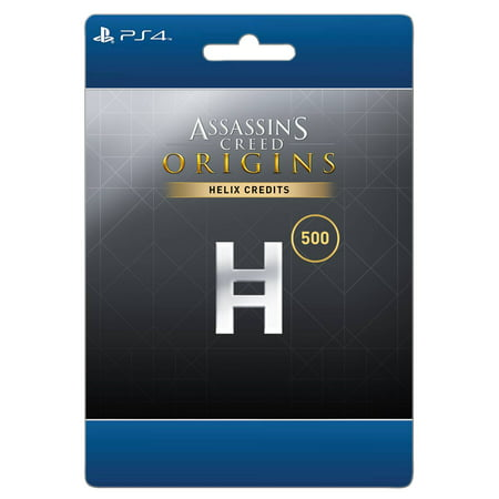 Assassin's Creed Odyssey Helix Credits Base Pack,Ubisoft, Playstation, [Digital