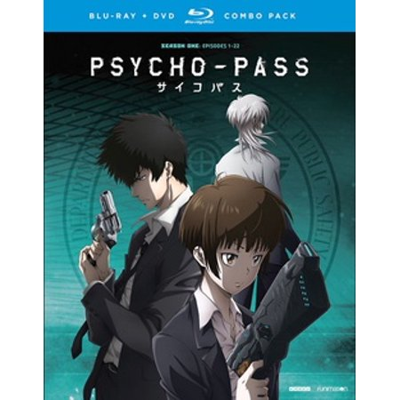 Psycho Pass Halloween (PSYCHO-PASS-SEASON 1 (BLU-RAY/DVD COMBO/8 DISC))
