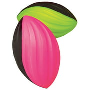 Mini Power Spiral Foam Football, 5.5-Inch, Pack of 6