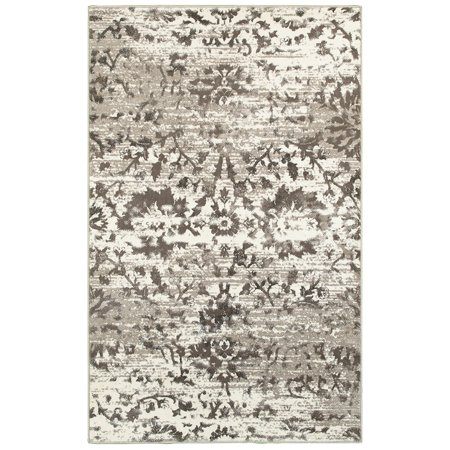 Lr Home Adana White And Light Beige Indoor Area Rug 79  X 910
