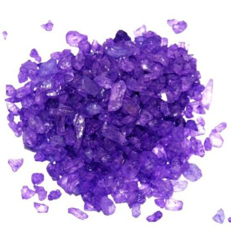 BAYSIDE CANDY ROCK CANDY CRYSTALS GRAPE, 1LB](Candy Rocks)