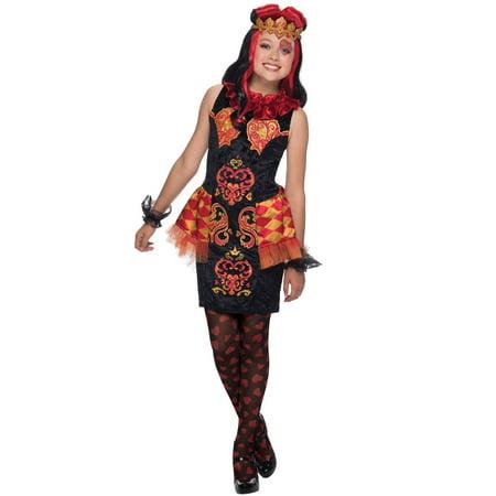 Lizzie Hearts Child Costume (Lizzie Borden Costume)