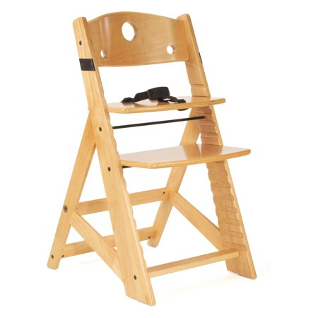 (Keekaroo Height Right Kids Chair - Natural)