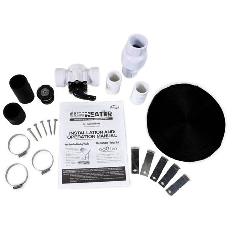 SunHeater System Kit for In Ground (Sunheater Kit)