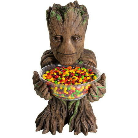 Guardians of the Galaxy: Groot Candy Bowl Holder Halloween Accessory - The Best Deals On Halloween Candy