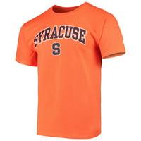 Men's Russell Athletic Orange Syracuse Orange Core Print T-Shirt