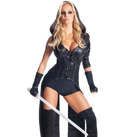 Sucker Punch Sweet Pea Women's Adult Halloween Costume](Black Halloween Punch Vodka)
