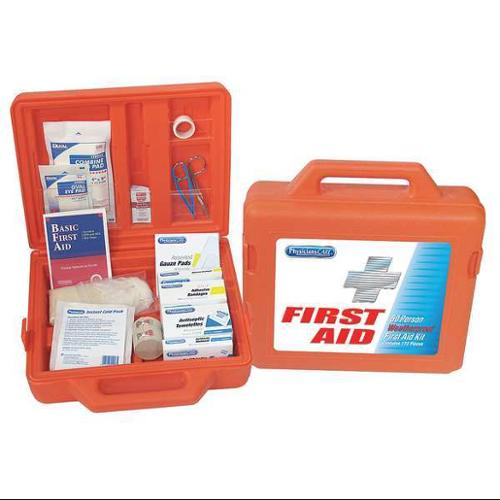 PAC-KIT 13200G First Aid Kit,First Aid,175 pcs.