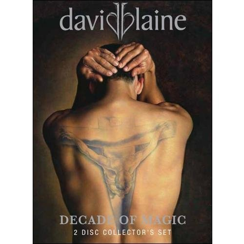 David Blaine: Decade Of Magic (2-Disc Collector's Set)