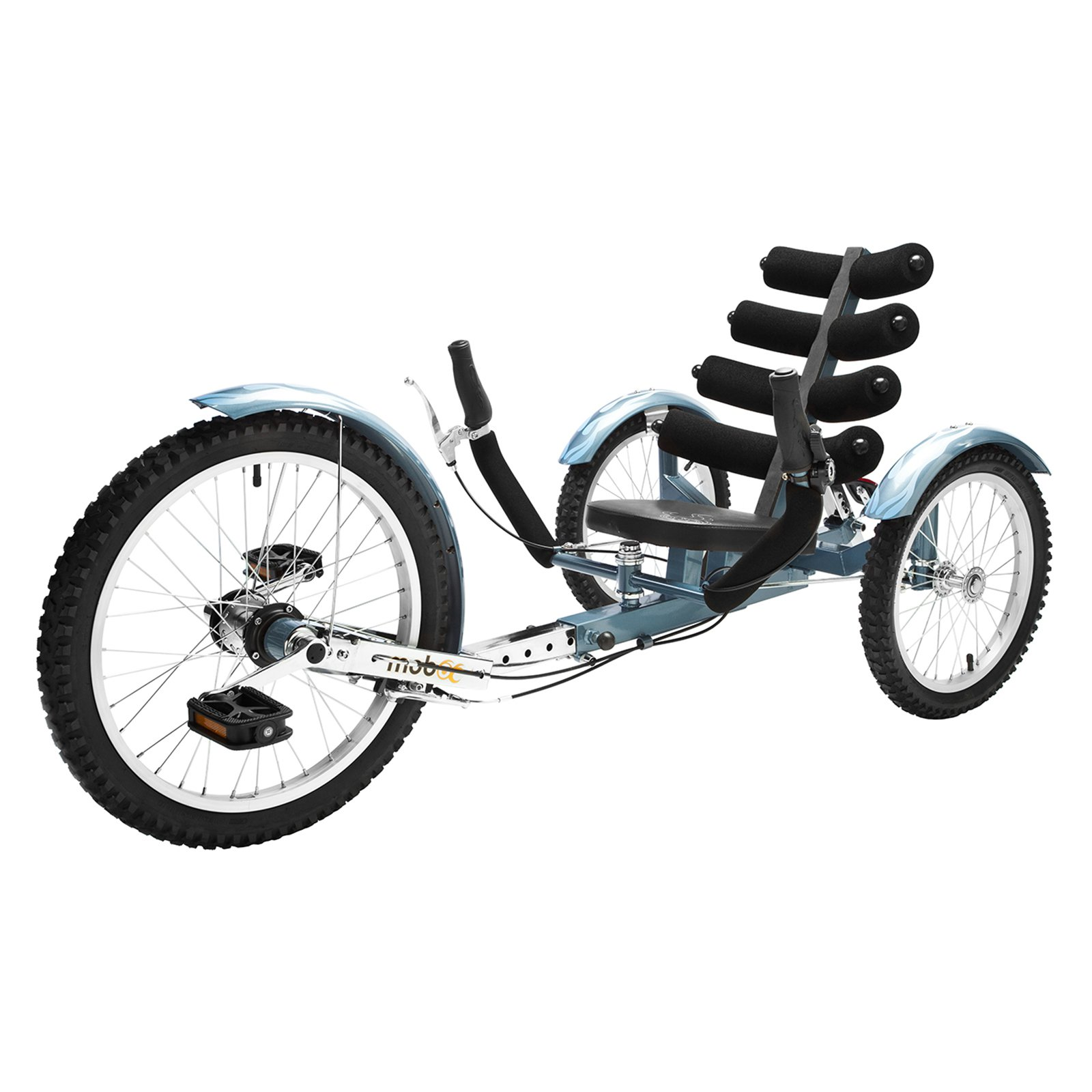 Mobo Shift: The World's First Reversible 3-Wheeled Cruiser, Adult - Walmart.com