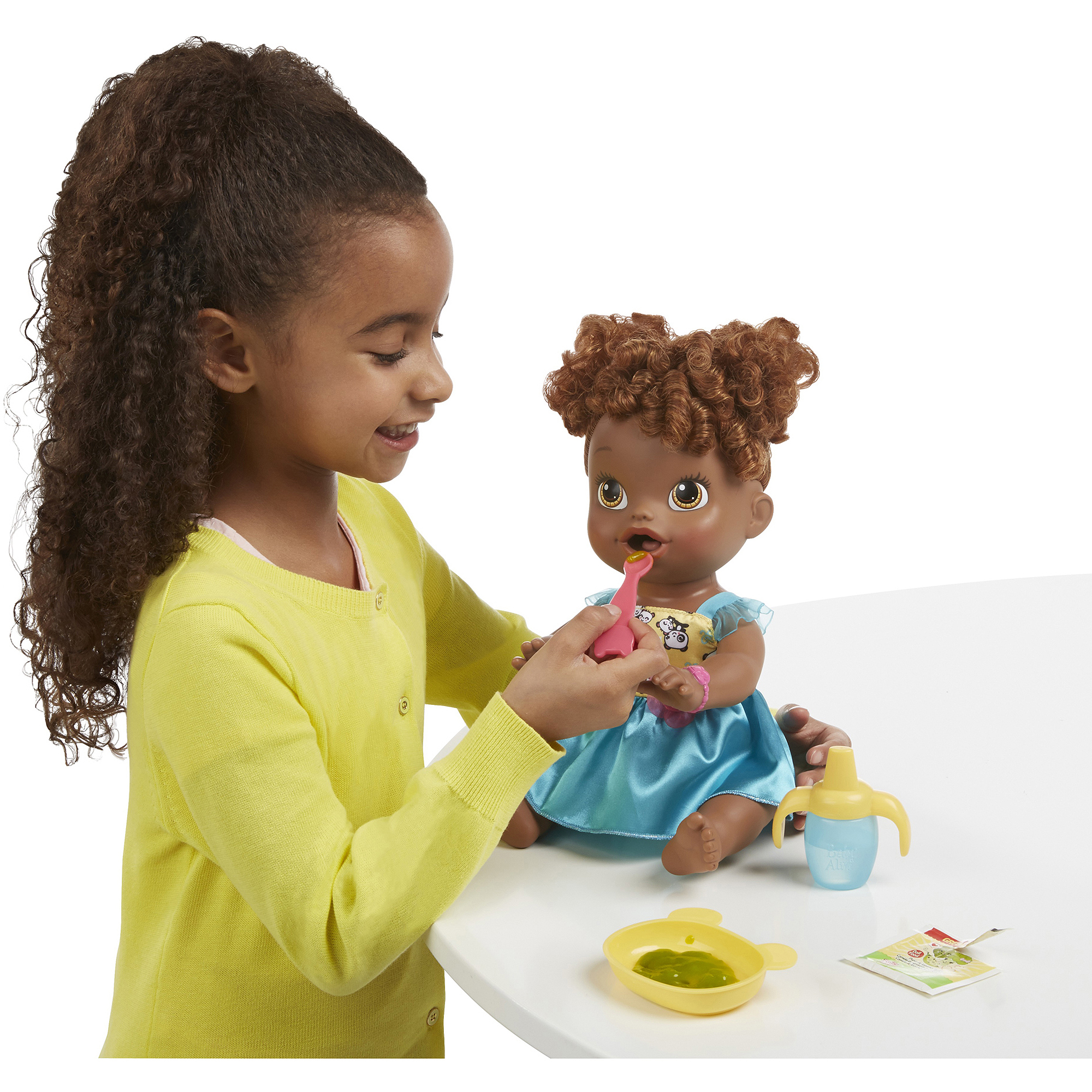Baby Alive My Baby All Gone Doll, African American