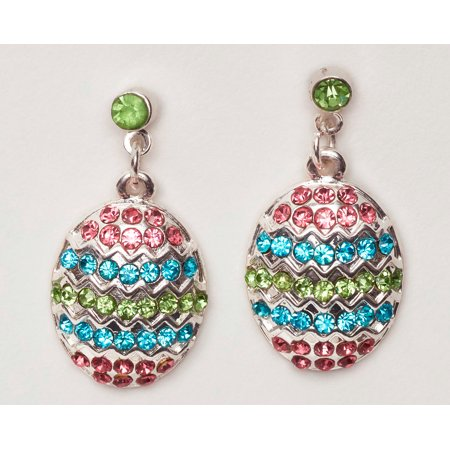 Easter Egg Earrings - - Easter Jewelry