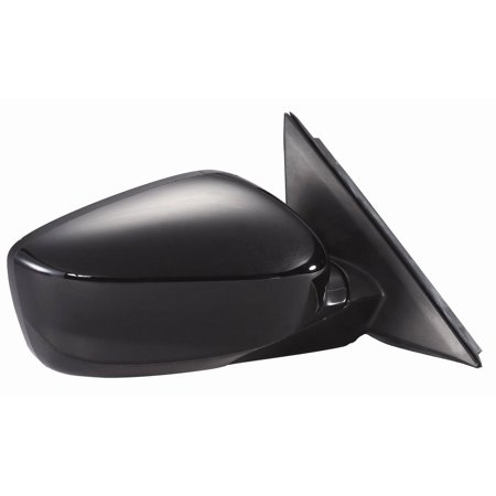 Will Fit Models (63579H - Fit System Passenger Side Mirror for 08-12 Honda Accord Sedan, black, foldaway, Heated Power (will not fit Crosstour Models))
