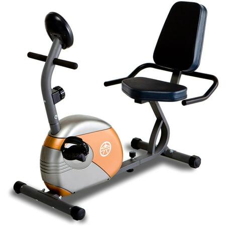 Marcy Recumbent Exercise Bike: ME-709