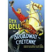 Broadway To Cheyenne by ALPHA VIDEO DISTRIBUTORS
