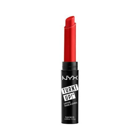 NYX Turnt Up! Lipstick - Hollywood