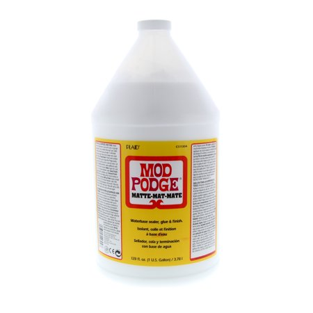 Haze Fluid Gallon (Plaid Mod Podge, Gallon, Matte )
