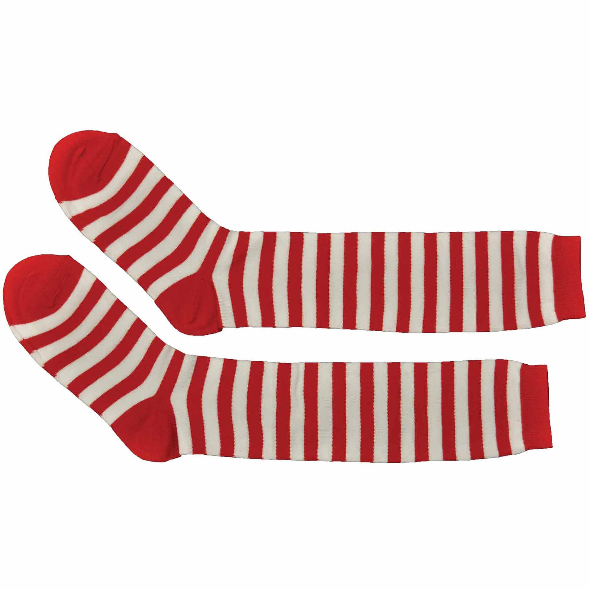 Rag Doll Elf Socks Adult Halloween Accessory
