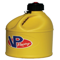 Vp Racing Motorsports Container Yellow Round