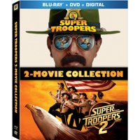 Super Troopers / Super Troopers 2: 2-Movie Collection (Blu-ray)