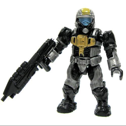 Mega Bloks Halo ODST Minifigure [Blue Steel] by