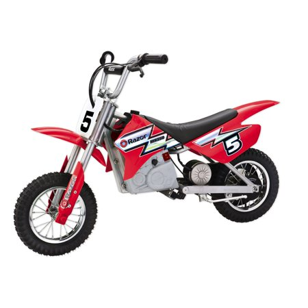Razor MX350 Dirt Rocket Kids Electric Toy Motocross Motorcycle Dirt Bike,