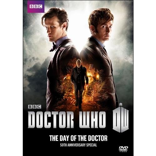 Doctor Who 50th Anniversary Special: The Day Of The Doctor (Anamorphic Widescreen)